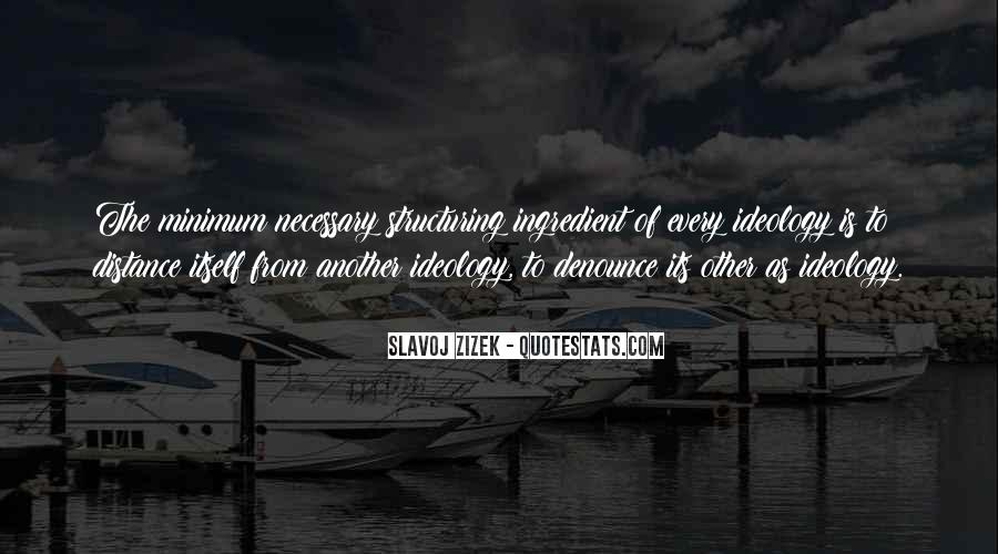 Distance Is Necessary Quotes #146615