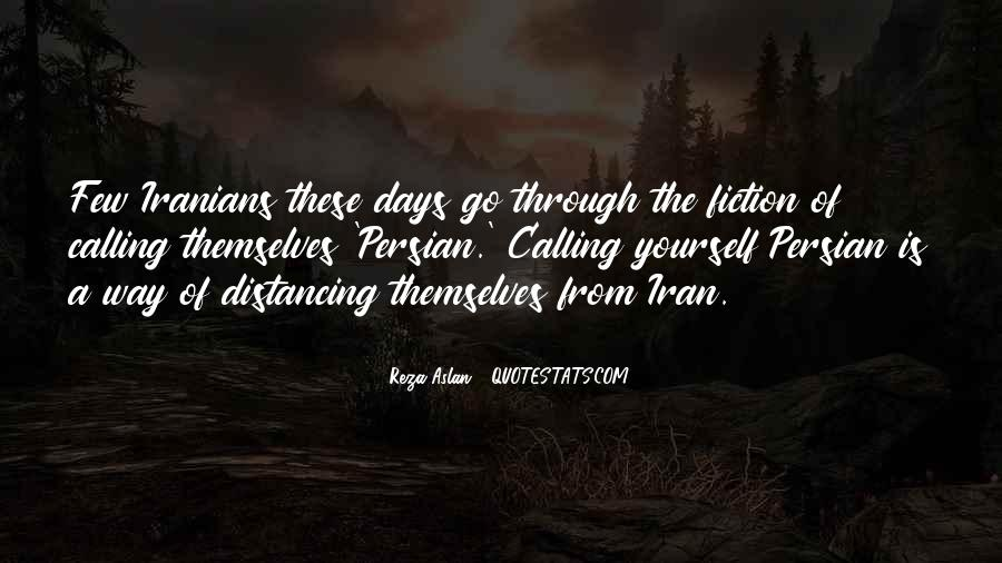 Distancing Myself From Him Quotes #384124