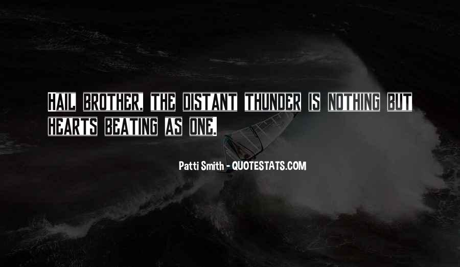 Distant Brother Quotes #856033