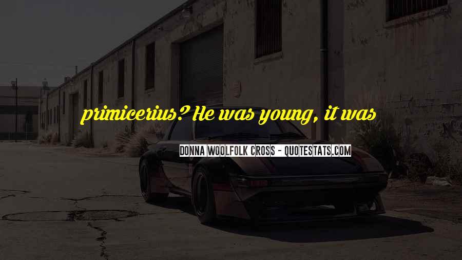 Distinguished Gentleman Quotes #1341592