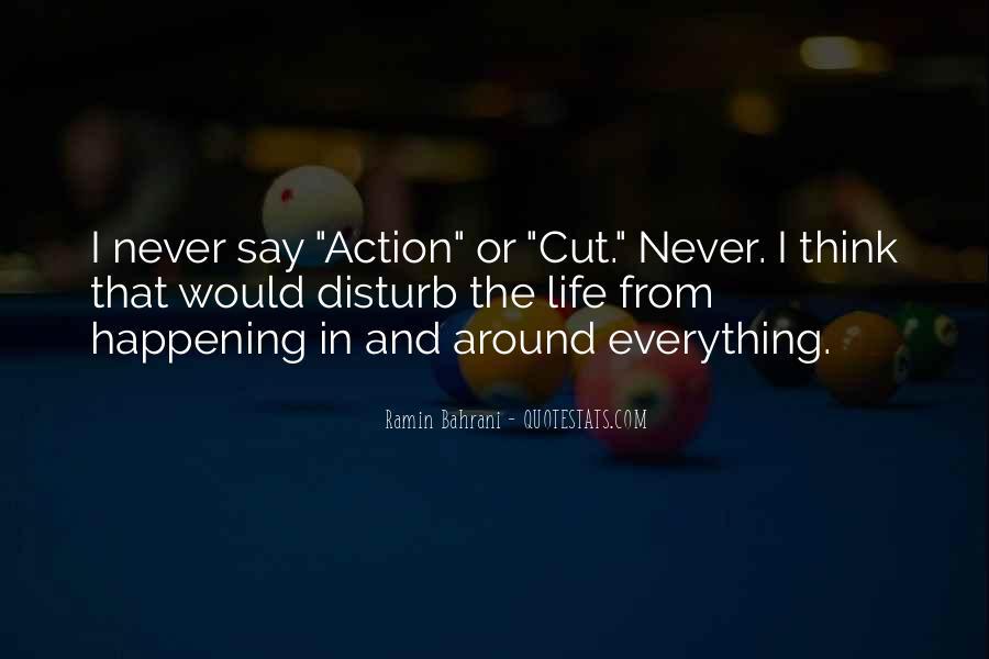 Disturb Life Quotes #1278112