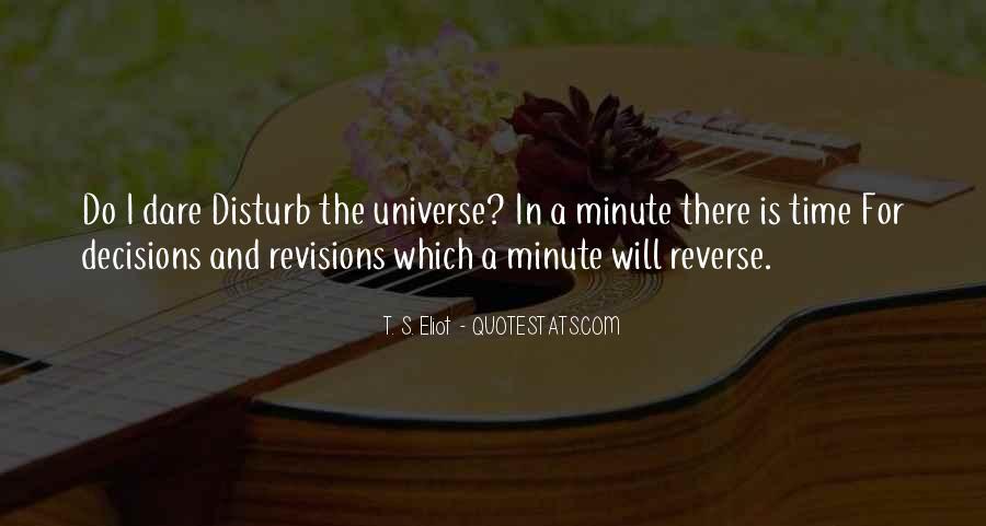 Disturb Life Quotes #1518672