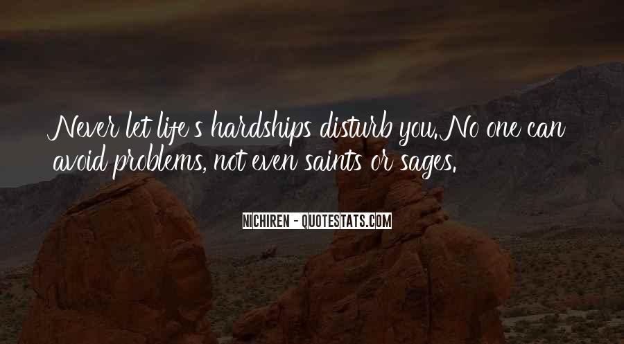Disturb Life Quotes #547578