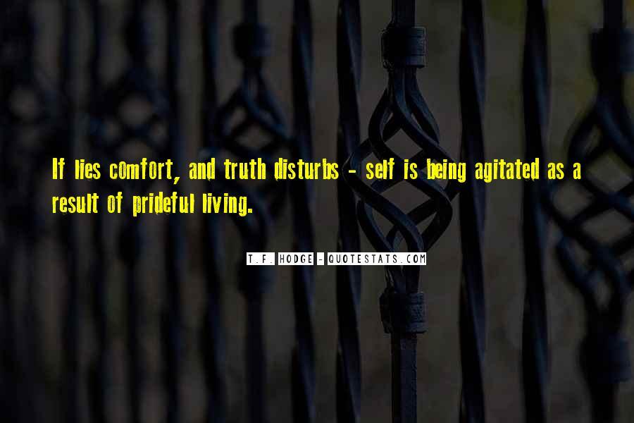 Disturb Life Quotes #548287