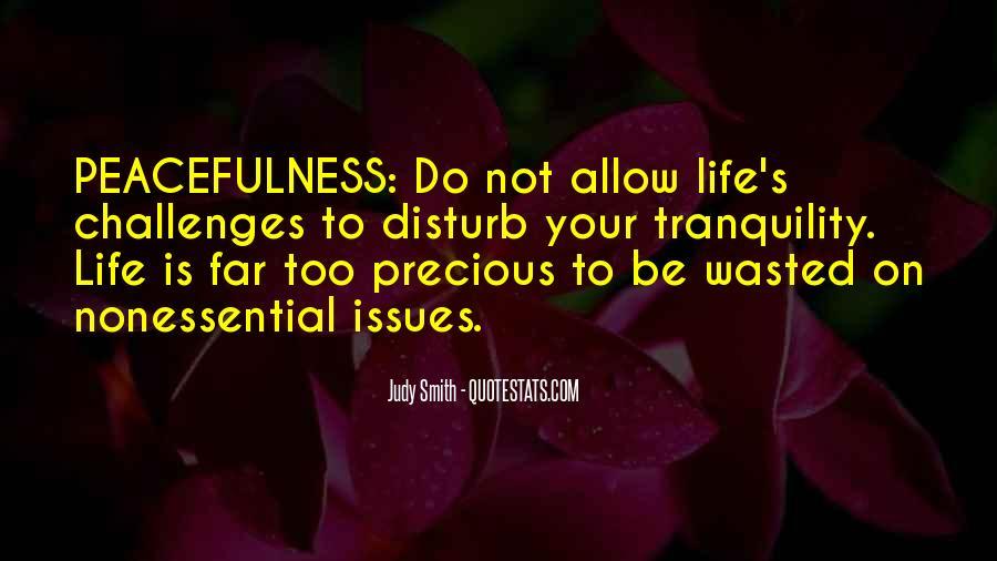 Disturb Life Quotes #84617