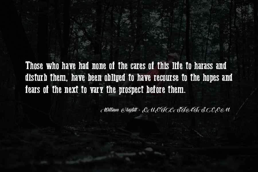 Disturb Life Quotes #851542