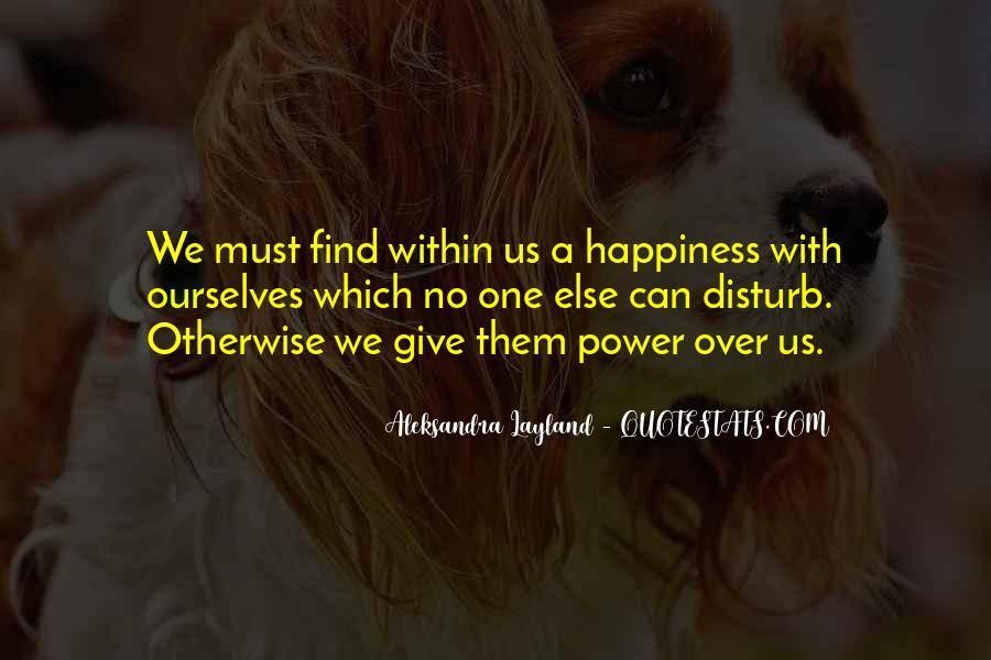 Disturb Life Quotes #867571