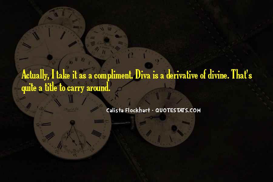 Diva Quotes #1037063