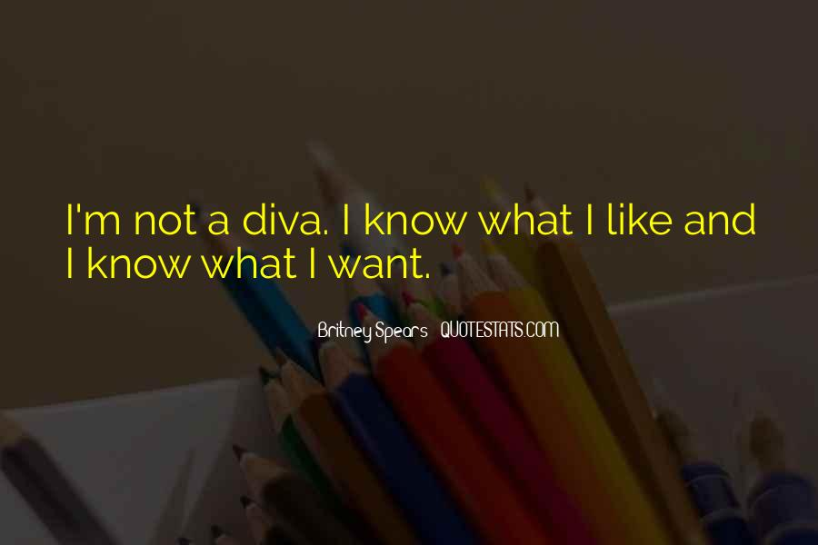 Diva Quotes #1052099