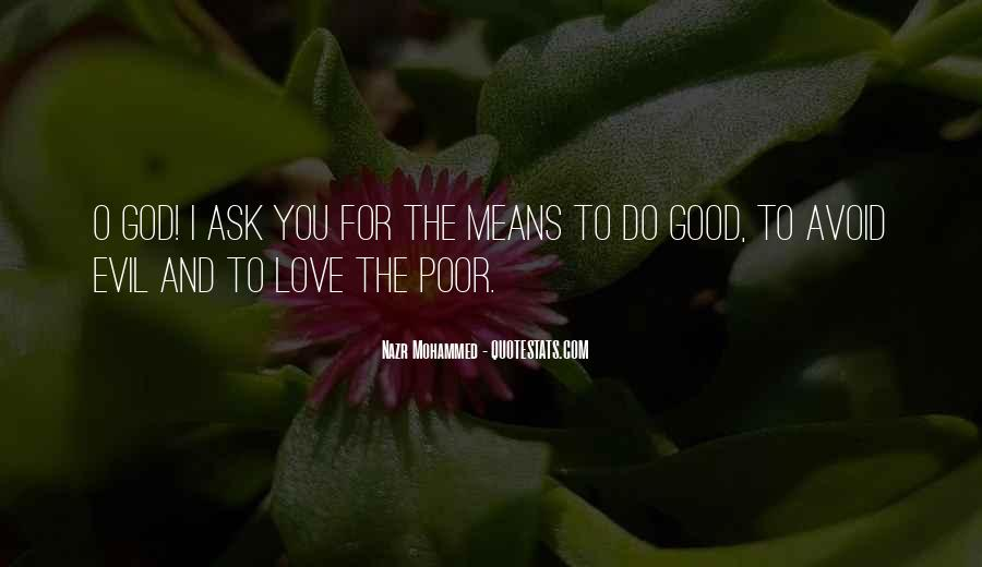 Do Good And Avoid Evil Quotes #1400399