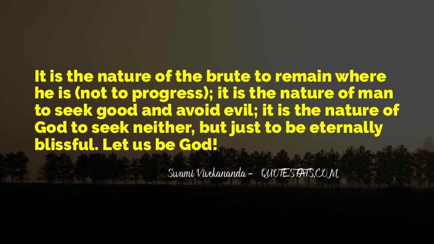 Do Good And Avoid Evil Quotes #1569868