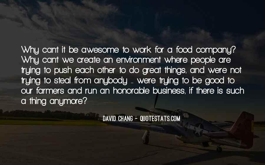 Do Good Work Quotes #121010
