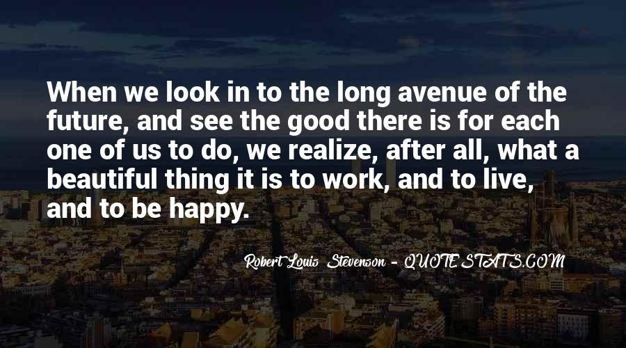 Do Good Work Quotes #156148