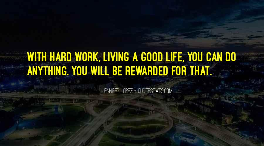 Do Good Work Quotes #249817