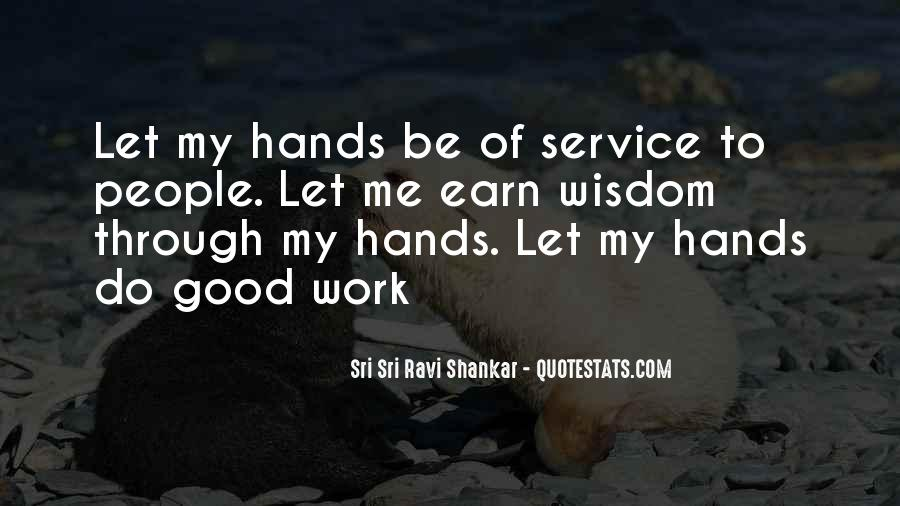 Do Good Work Quotes #60062