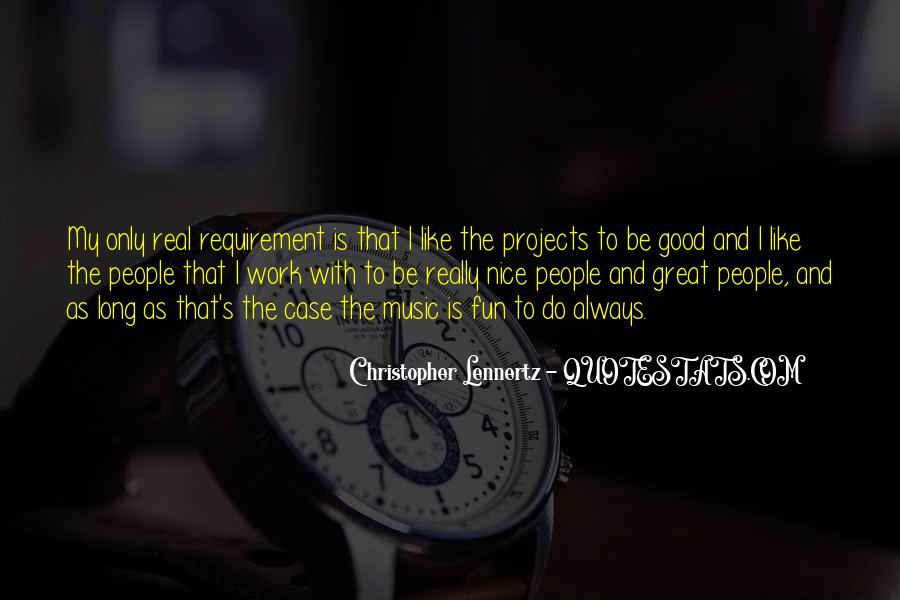 Do Good Work Quotes #92301