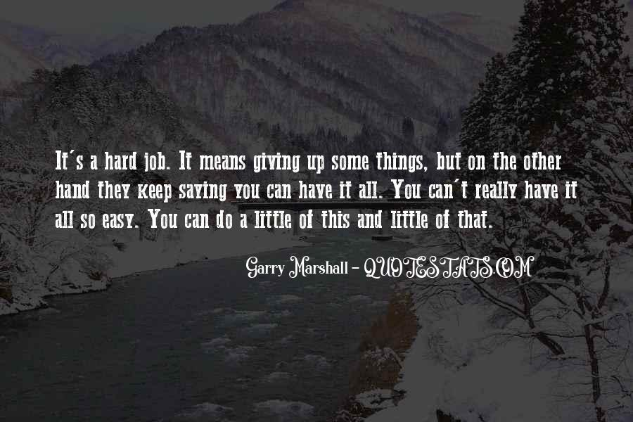 Do Hard Things Quotes #154131
