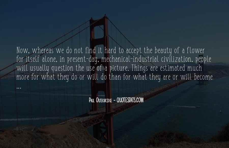 Do Hard Things Quotes #228945