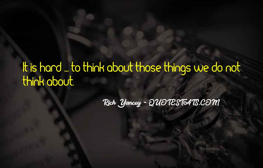 Do Hard Things Quotes #374192