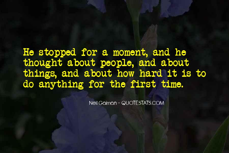 Do Hard Things Quotes #385442