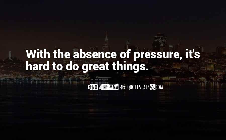 Do Hard Things Quotes #444409