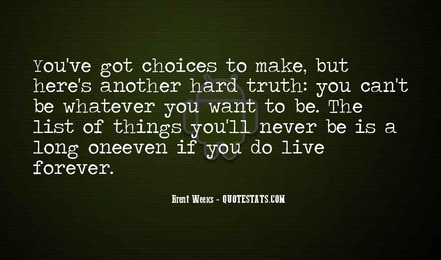 Do Hard Things Quotes #540747