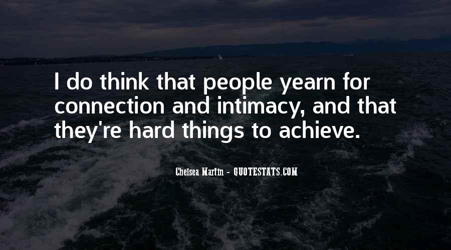 Do Hard Things Quotes #83659