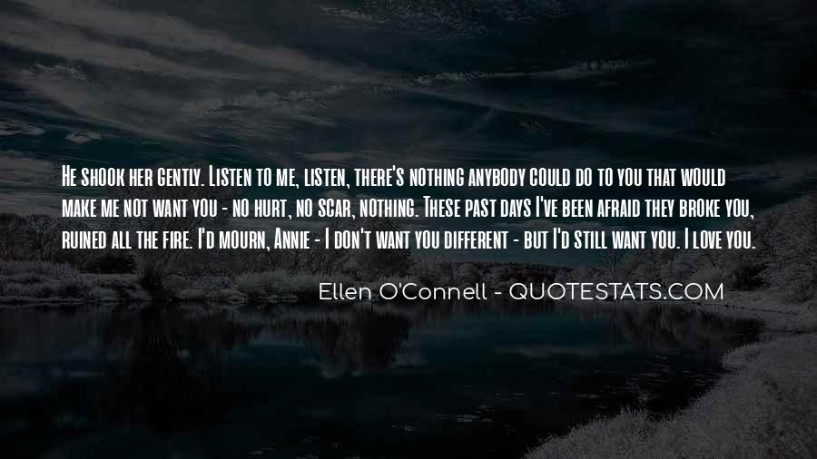 Do I Still Love Her Quotes #780000