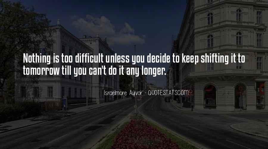 Do Not Postpone Quotes #132027