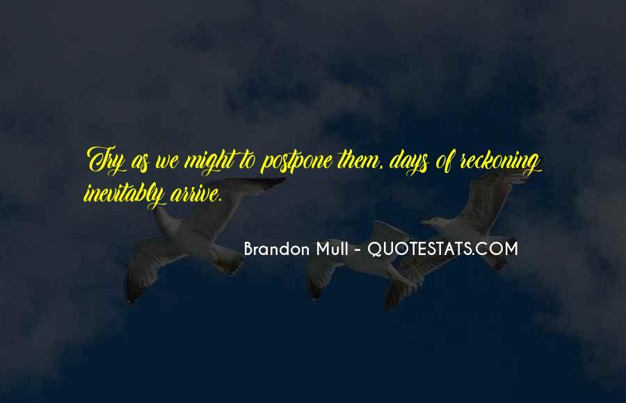 Do Not Postpone Quotes #167470