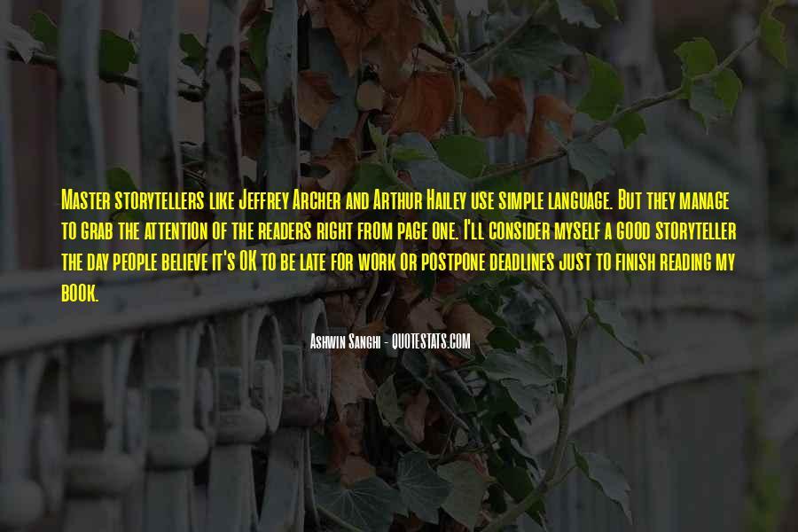 Do Not Postpone Quotes #273538