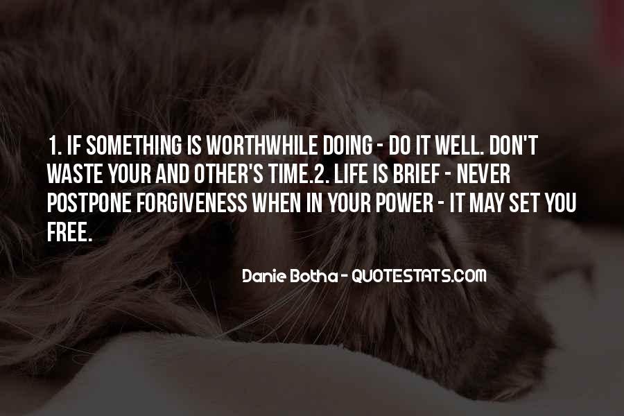 Do Not Postpone Quotes #336999