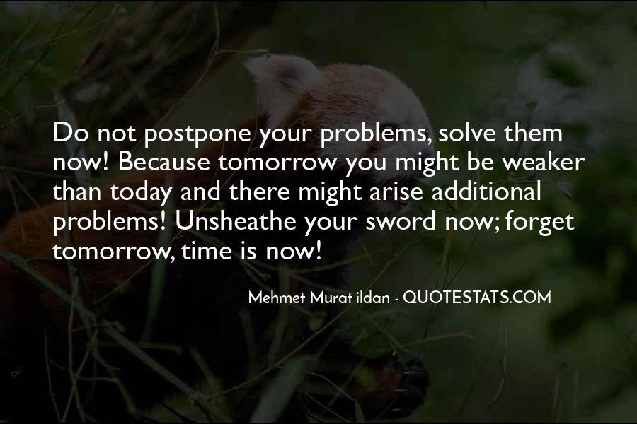 Do Not Postpone Quotes #641231