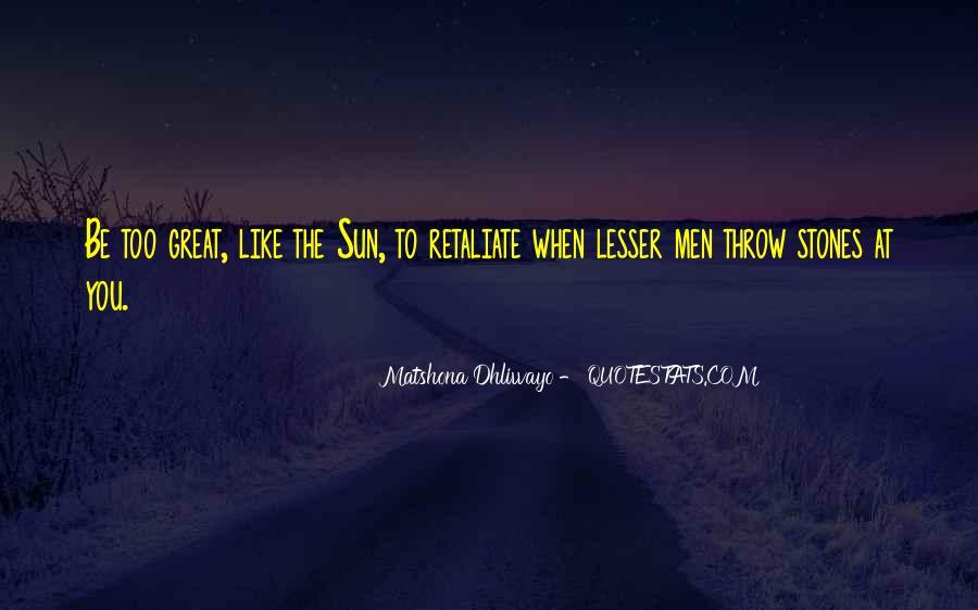 Do Not Retaliate Quotes #1056483