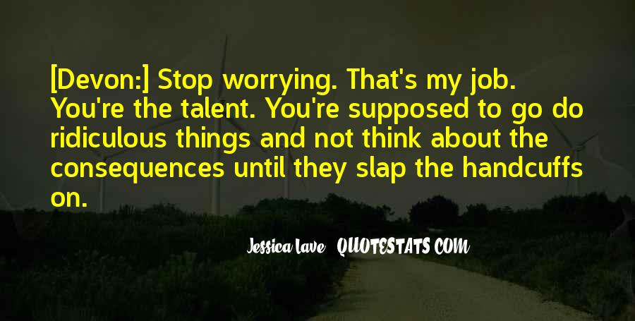 Do Not Worrying Quotes #1678698