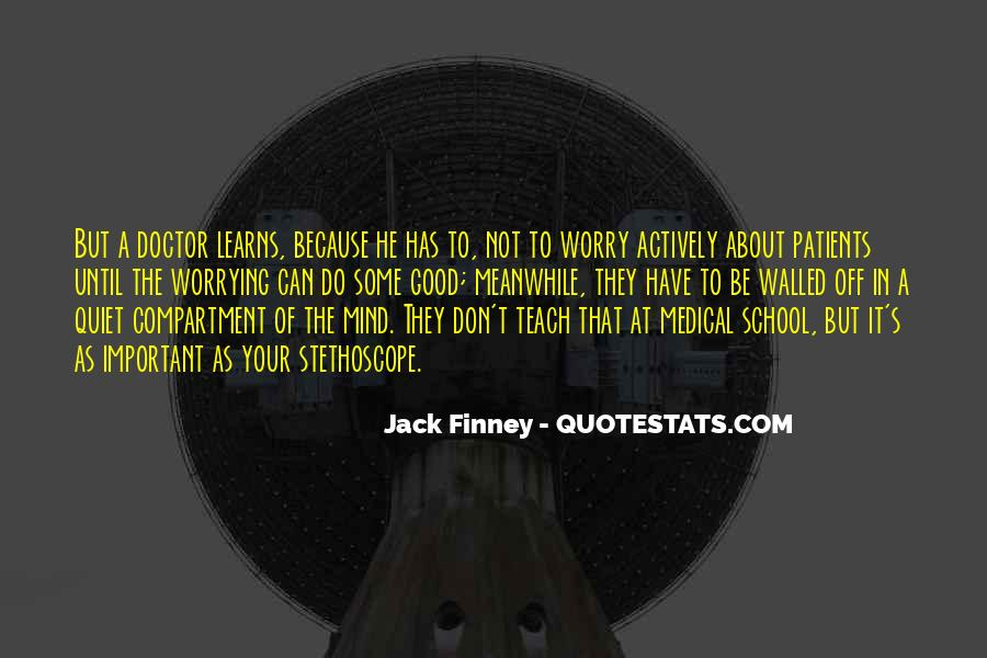 Do Not Worrying Quotes #1683798