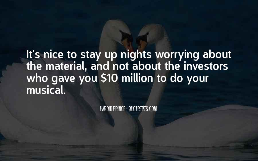 Do Not Worrying Quotes #525419