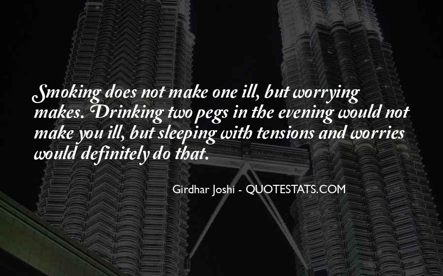 Do Not Worrying Quotes #824995