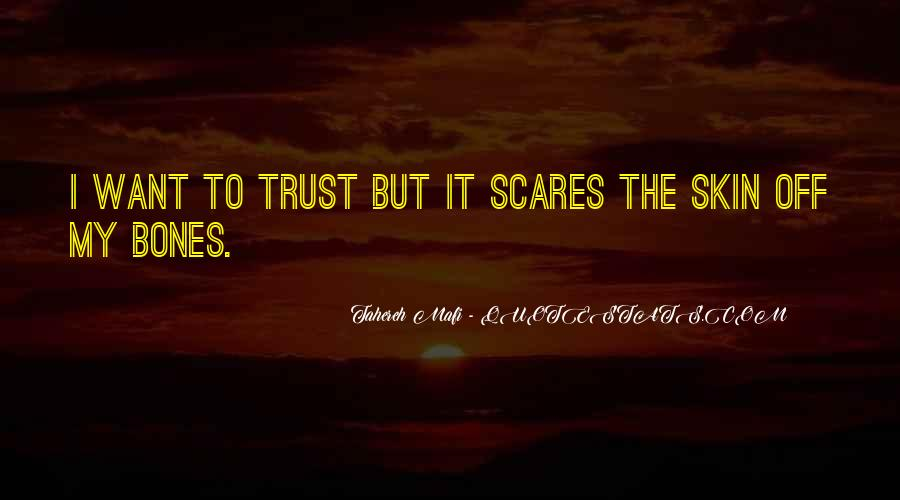 Do One Thing That Scares You Quotes #69301