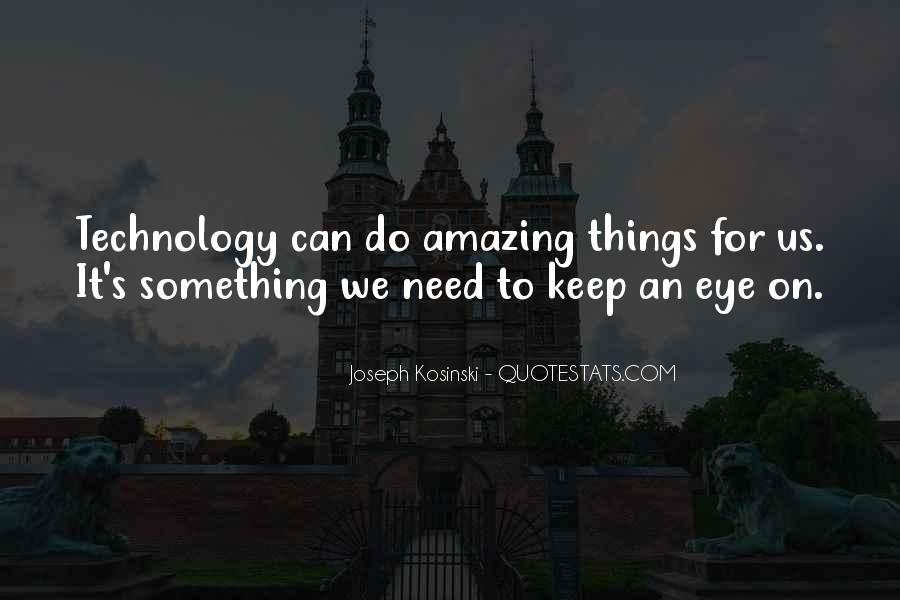 Do Something Amazing Quotes #1015227