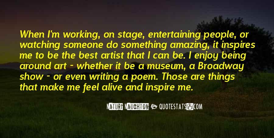 Do Something Amazing Quotes #1079850