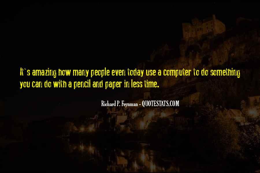 Do Something Amazing Quotes #1229836
