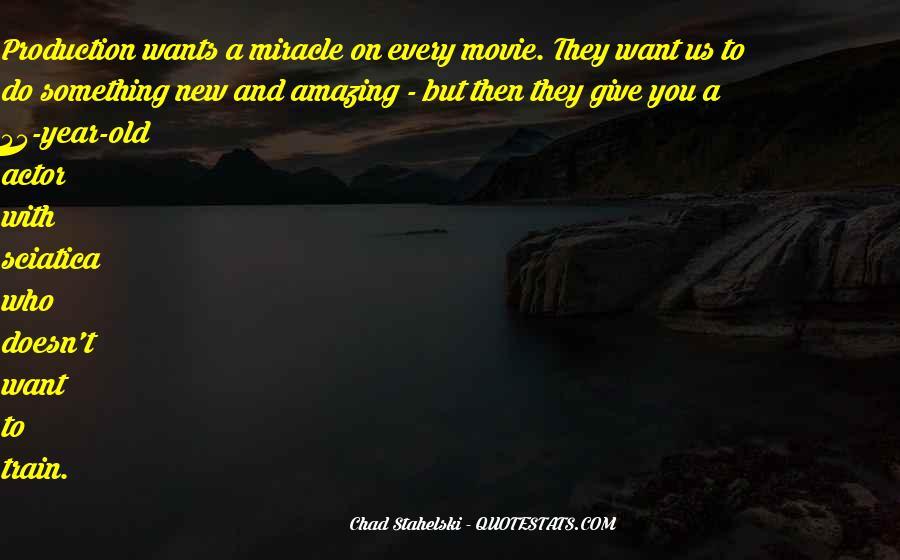 Do Something Amazing Quotes #1250798
