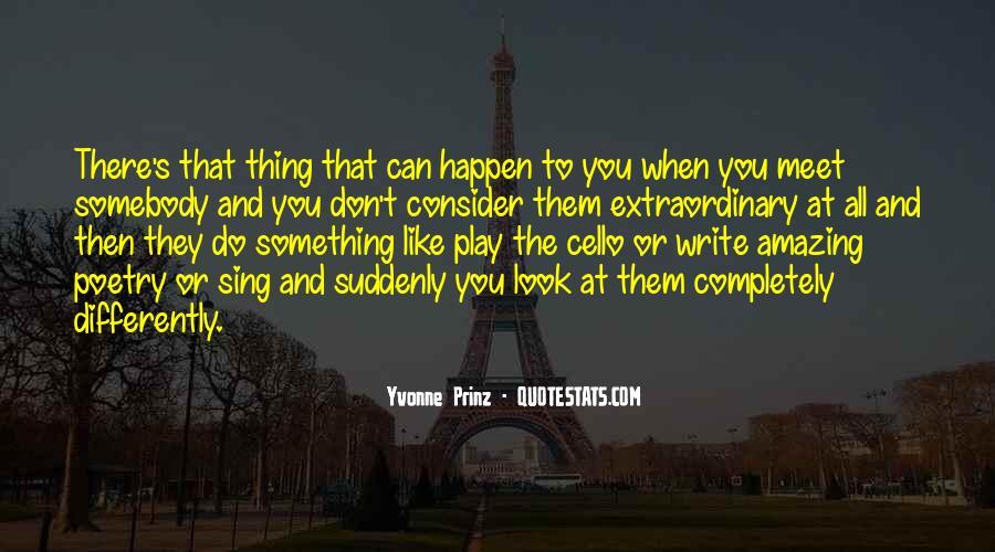 Do Something Amazing Quotes #1670892