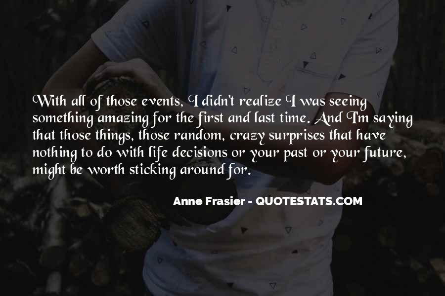 Do Something Amazing Quotes #1726565