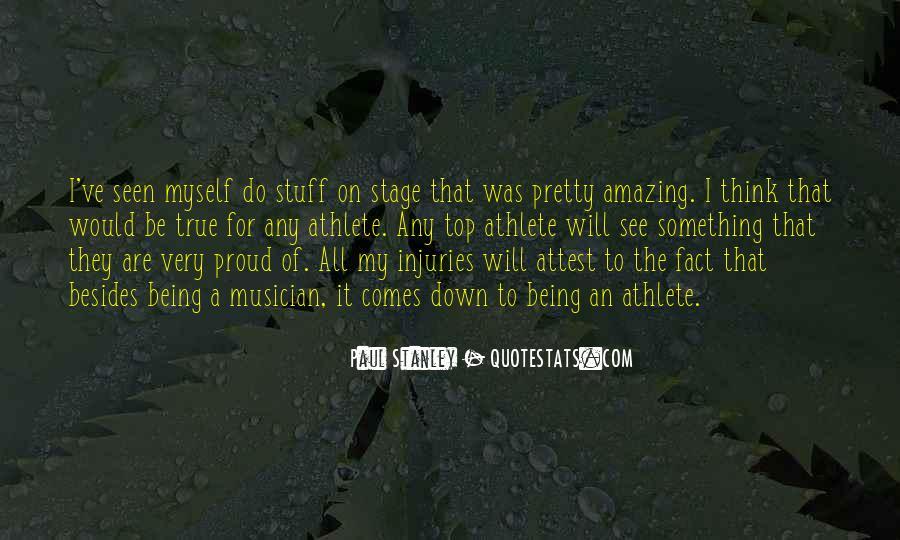 Do Something Amazing Quotes #1761926