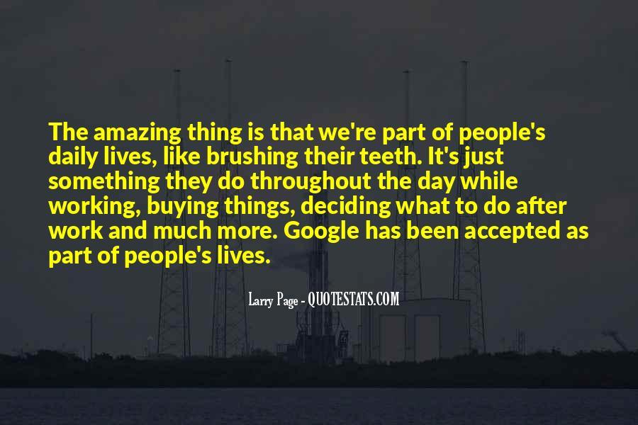 Do Something Amazing Quotes #1808482