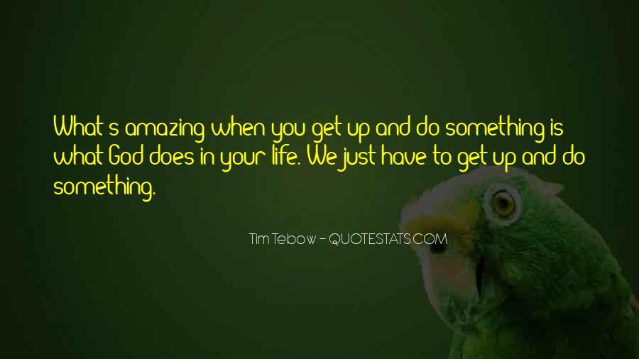 Do Something Amazing Quotes #321008