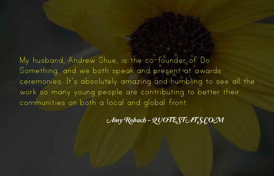 Do Something Amazing Quotes #345172