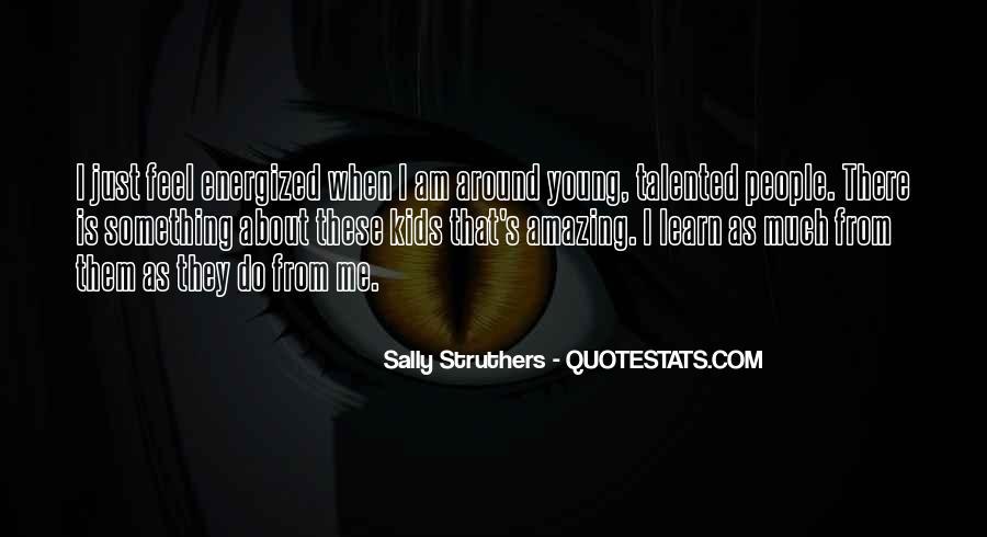Do Something Amazing Quotes #416023